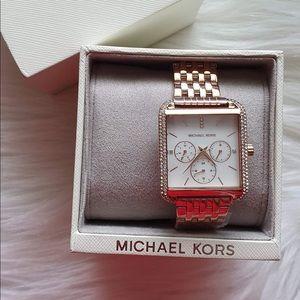 Michael Kors Ladies Watch 2-toned